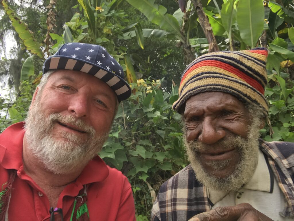 Wantok meri documentary, Richard Savage, Papua New Guinea Documentary